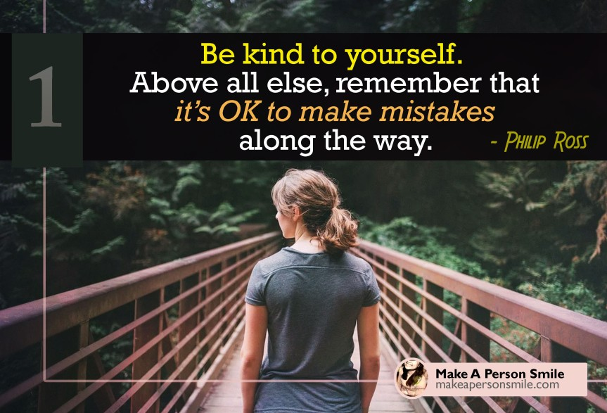 Be kind toyourself