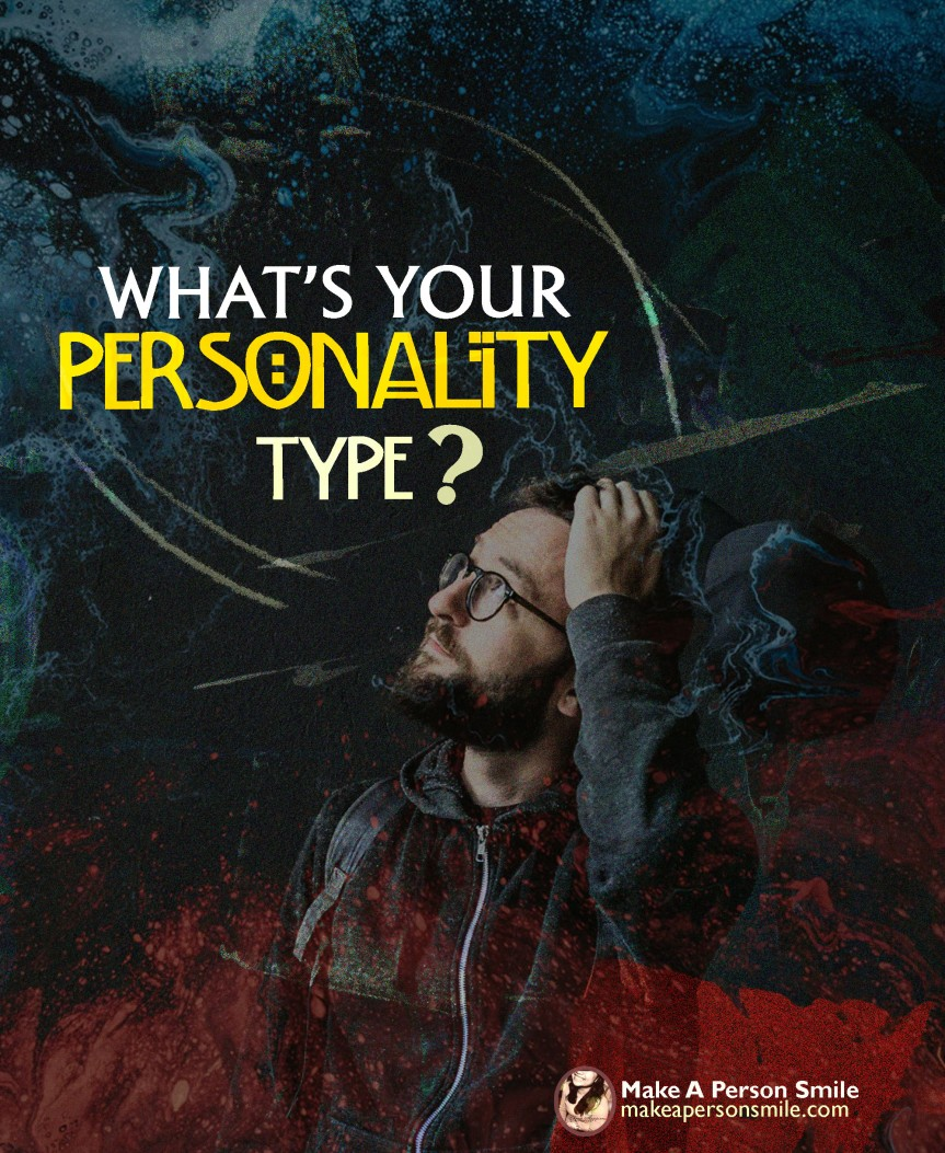 What's your personality type?